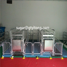 hot sale farrowing crates cages for pigs husbandry equipment
