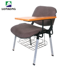 School office training Chair with Writing Tablet
