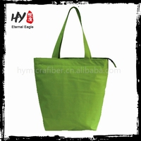 Customized ecological handmade cotton shopping bags