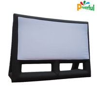 outdoor inflatable advertising screen led advertising display screen