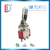 Medical equipment stainless steel miniature toggle switch
