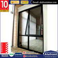 Top Hung Window with burglar proof designs ,Aluminium Profile