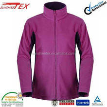 ladies casual wear and women's bulk fleece jacket