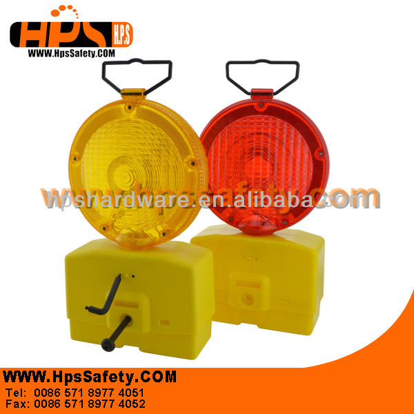 New Inventions 2014 Europe Style PS & PP Material LED Traffic Power Tool Switch Warning Lamp For Road Safety
