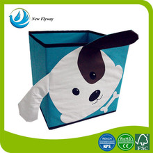 best selling products 210D polyester kids storage box