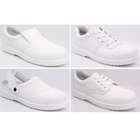 NMSAFETY white esd safety shoes