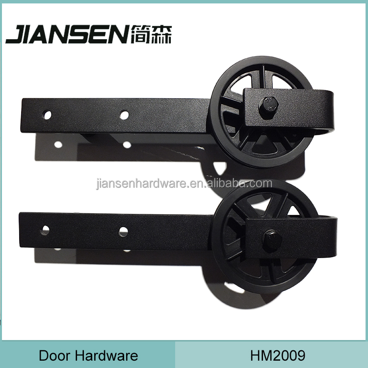 Decorative Competitive Modern Interior Pulley For Sliding Door Hardware