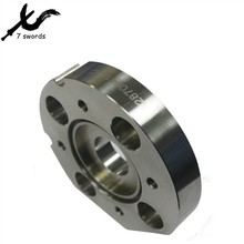 stainless steel motor cycle spare parts, stainless steel spacer/ sleeve/ ring mechanical parts cnc turning custom fabrication