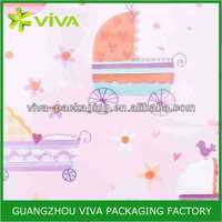 Pink Baby Carriages christmas wrapping paper