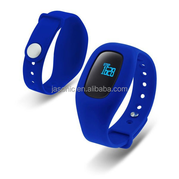 3D Smart Band Pedometer