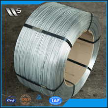 Hot Selling hot treatment Factory! EN10257/EN10244 Low carbon galvanized steel wire for cables armoring