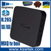 Big promotion wireless amlogic s805 mxq smart tv box android 4.4 kitkat mxq tv tuner box for lcd monitor