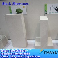 AAC ALC building wall material lightweight concrete block