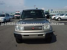 Second hand cars MITSUBISHI PAJERO IO 2000