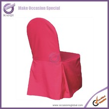 5209 cheap wholesale high class hot pink lycra spandex chair cover for sale