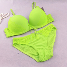Wholesale Bras and Panties Set Sexy Girl Bra and Panty Set