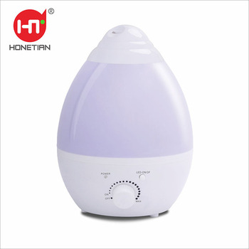 2018 NEW HTJ-2001E 1.3L LED Water Cute Shape Top Aroma Available Ultrasonic Cool Mist Humidifier Air