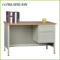 Luoyang Fenglong Office Desks Specific Use Office Desks w/side Desk and Drawers