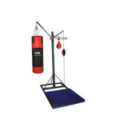 UWIN cheap punching bags muay thai taekwondo punching bag (adjustable weight)
