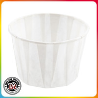 3.25oz Paper Souffle Portion Roll Cup 5000 Case
