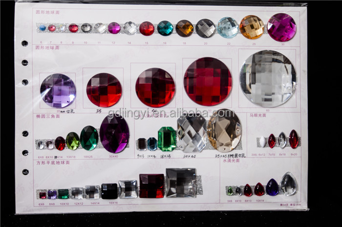 2015 new style products multicolor wholesale high quality for clear acrylic bead