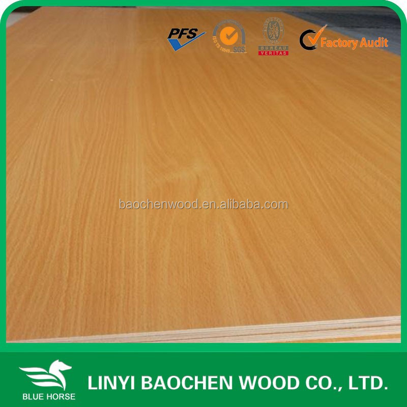 double bossment melamine particle mdf plywood block board