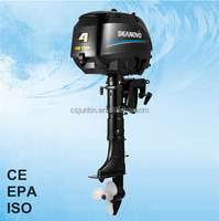 4 Stroke Outboard Motor 4hp for Entertainment