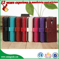 Unique Design for Xiaomi 2A PU leather Cases with Luxury Slim Wallet PU Leather Cover Shell
