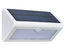 Best Price Solar Wall Lights with Montion Light Sensor 38 LED Garedn Outdoor Lamps