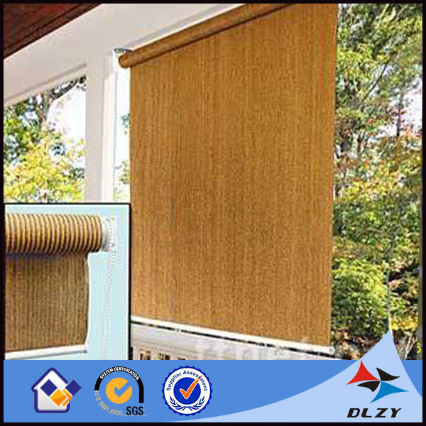 China Manufacturer Hotel rainbow colored window blinds