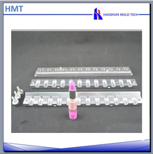 Custom plastic injection mold Quality assurance plastic parts lipstick molding kit