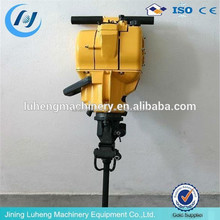 Sales Internal Combustion used rock drill machine, gasoline rock drill, rock drill jack hammer