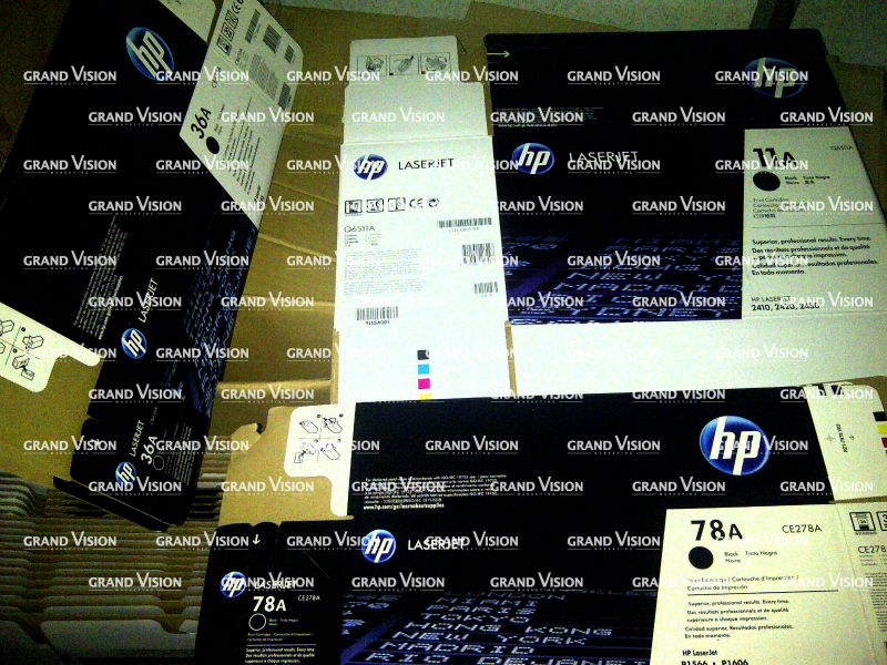 TONER INK CARTRIDGES