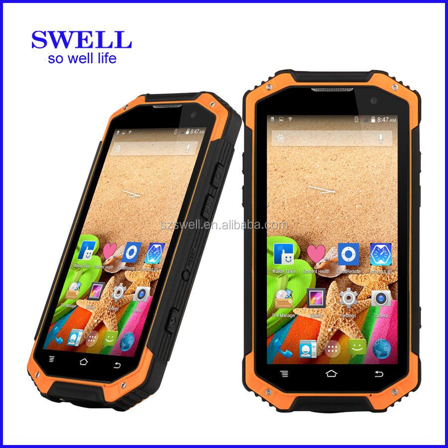 F19 rugged phone MTK6592 octa core 1.9GHz ip68 rugged phone waterproof android smart phone