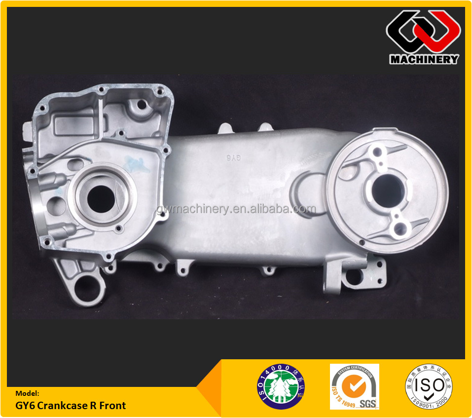 OEM Parts Aluminum Diecast Motorcycle Engine Parts Magnesium Die Cast Parts Supplier in China with TS16949