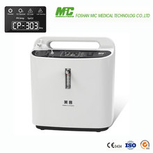 New MIC Portable Battery Operated Oxygen Concentrator