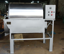 Competitive price durable quality chestnut roaster palm oil processing machine groundnut frying machine