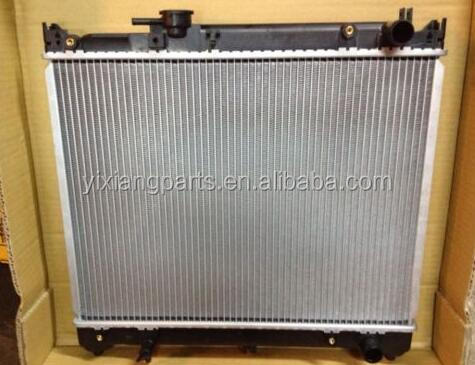 Auto AC Parts 12V Aluminum Radiator For Suzuki 17700-60A01