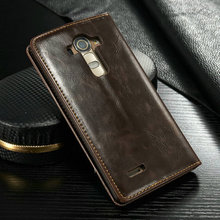 Casemall Caseme Luxury Frame Bumper Book Case For LG G4