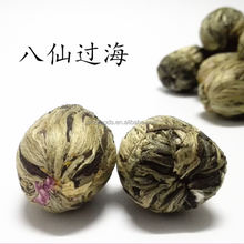 Ba xian guo hai Natural Health Chinese Bloom Flower Blooming Jasmine Tea