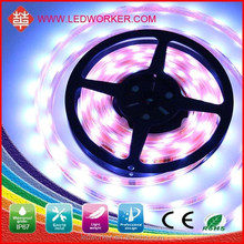 Professional design PF>0.9 DC12V IP67 aluminum led light strip with on/ off switch 5050 smd led strip light