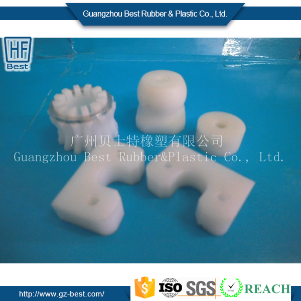 plastic injection PTFE/PFA Machining parts gears