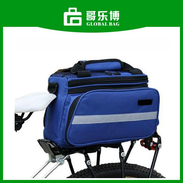 New Bike Bicycle Cycling Rear Seat Trunk Rack Bag Pack Pannier Shoulder Handbag