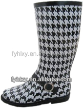 tartan printed design your own women walmart rain boot
