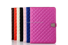 Stylish Fashion Tablet Case For Ipad 6 for Ipad Air 2 PU Leather Smart Case Cover