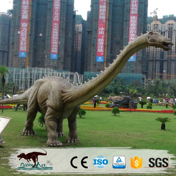 OA22954 High Simulation Movable Realistic Artificial Dinosaur for Sale