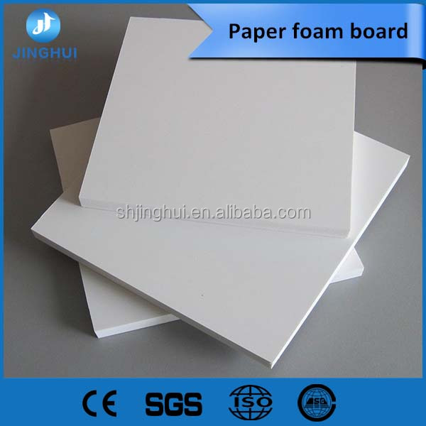 1.22*2.44m low price pvc pcs kt plywood foam board