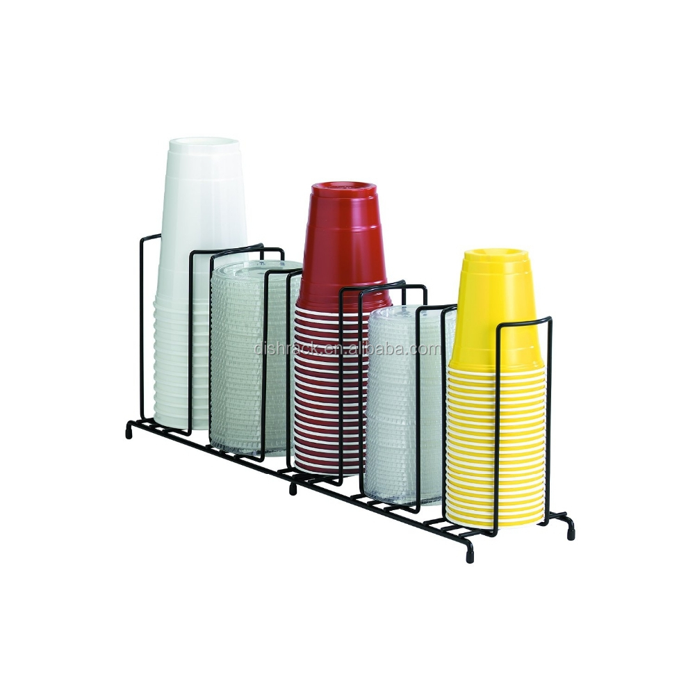 Kitchen Accessories Organizer Wire Storage Container Homes Coffee Cup Hanger Rack