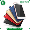 2017 mobile phone accessories for iphone 7 PC phone case 4 sides coverd for iphone 7 case
