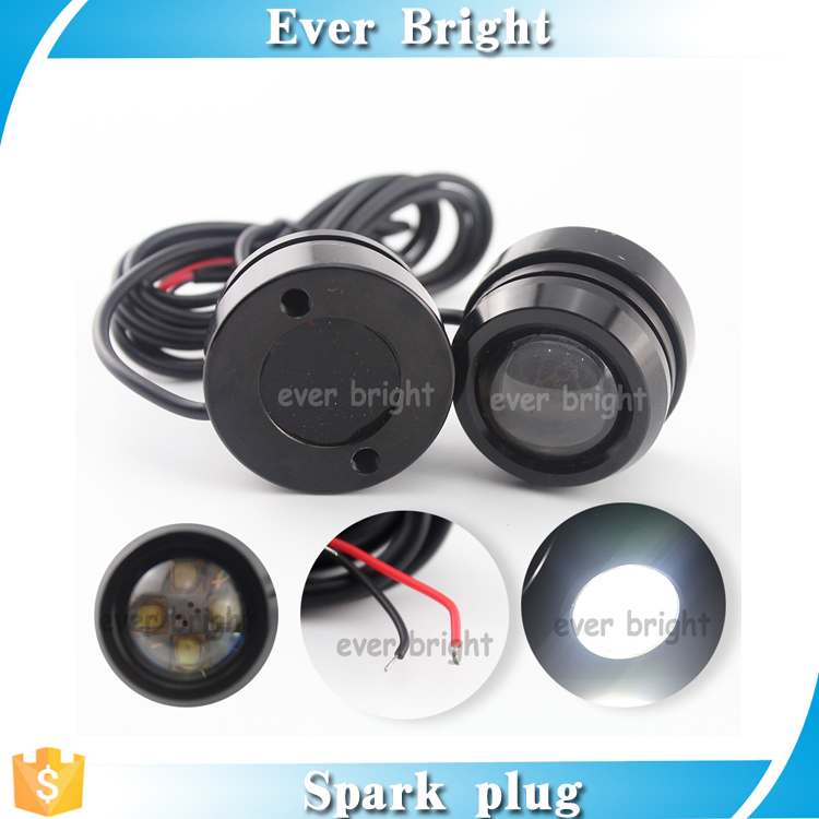 Gold supplier LENS LED Chip Eagle Eye Light Rogue Brake Reverse Lamp 4SMD,led drl fog light
